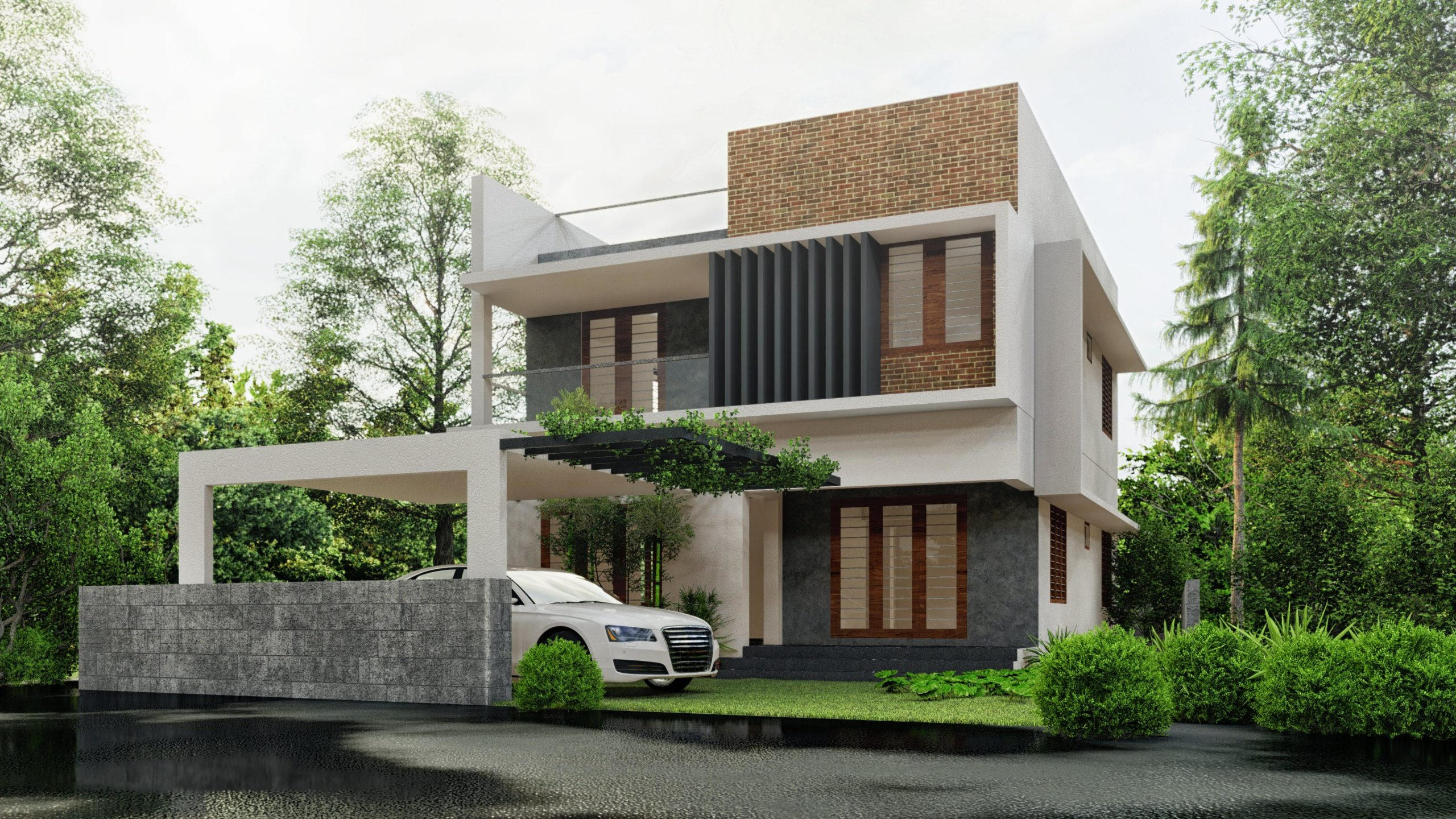 trivandrum architects
